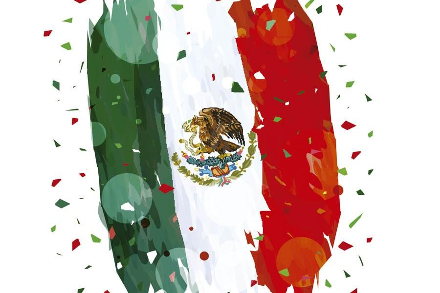 Bandera De MÉXICO: Imágenes, Historia, Evolución Y