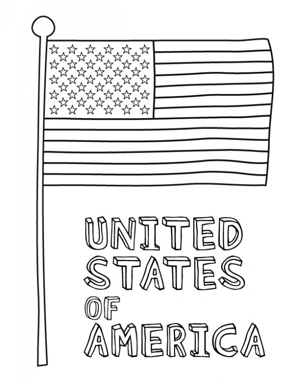 ▷ Imágenes de la Bandera de Estados Unidos 【Fotos, Dibujos, Gifs】