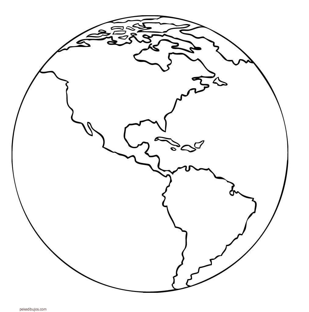 Planeta TIERRA: imágenes, resumen e información para niños