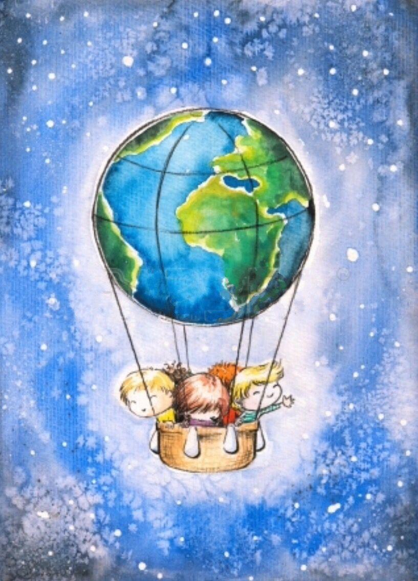 Planeta Tierra Imágenes Resumen E Información Para Niños